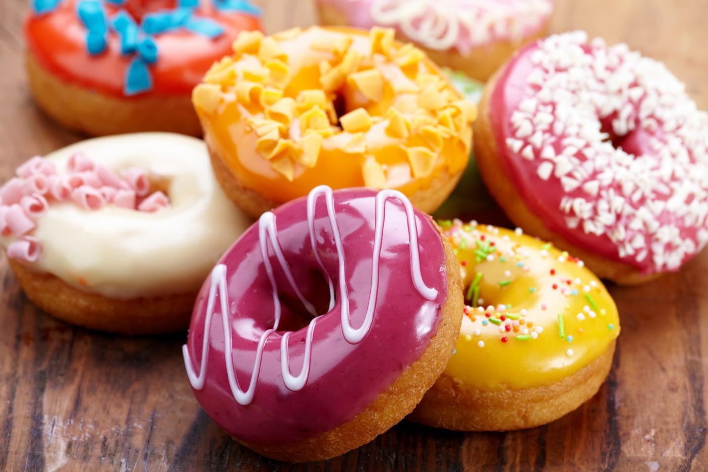 Delightful Donuts